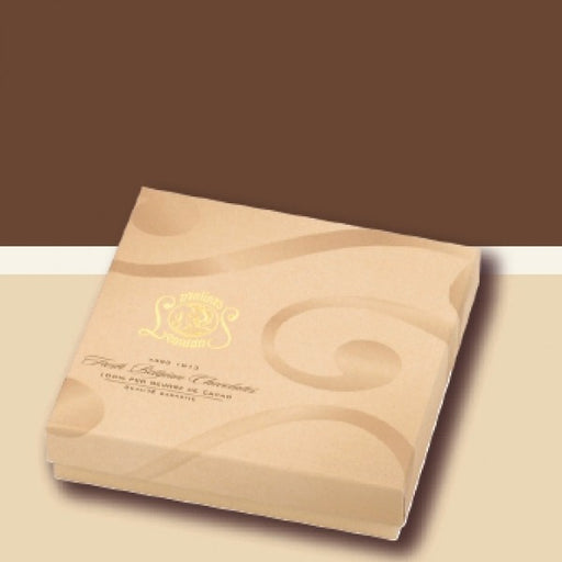 Golden 4 Piece Gift Box - Chocolate.org
