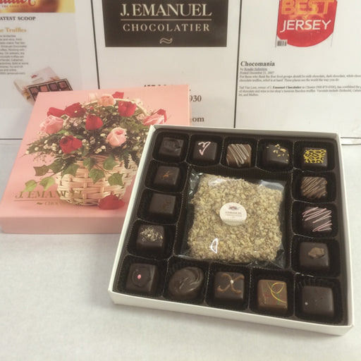 Assorted Truffles and Classic Crunch