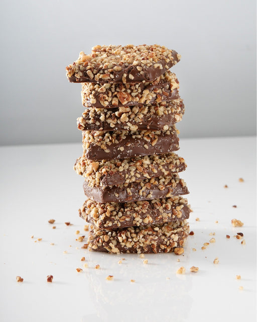 8pc Almond Toffee