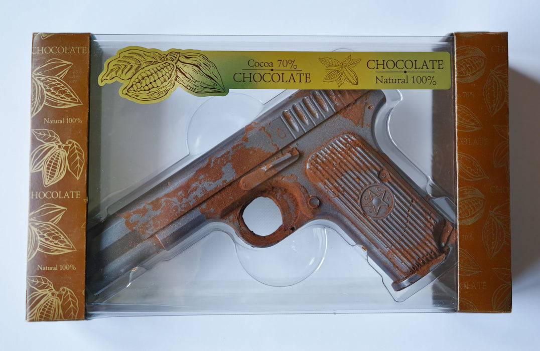 Chocolate Gun - Chocolate.org