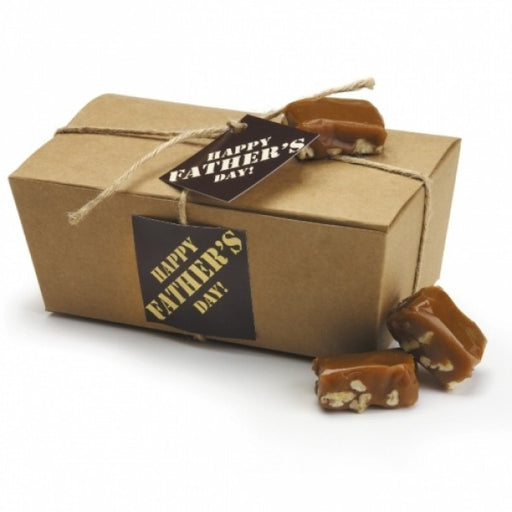 Pecan Caramels In A Father's Day Gift Box