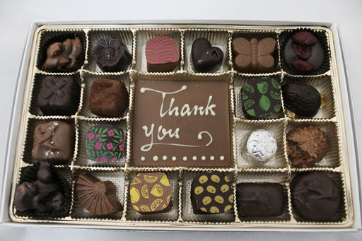 Thank you Chocolates - Chocolate.org