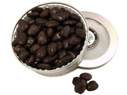 Dark Chocolate Pecans Gift Tin 16 0z