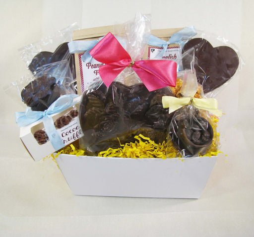 Something Special for Mom Vegan Dairy Free Mother's Day Gift Basket