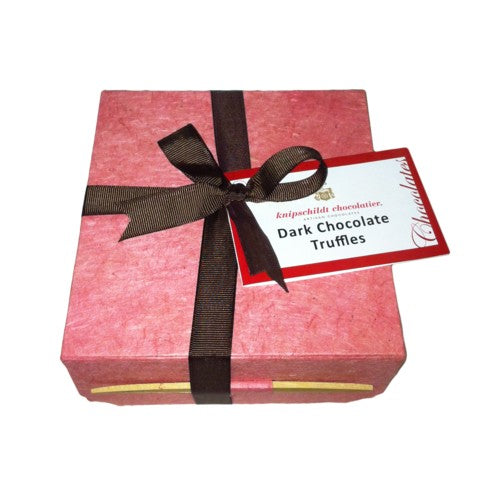Dark Chocolate Classic Truffles