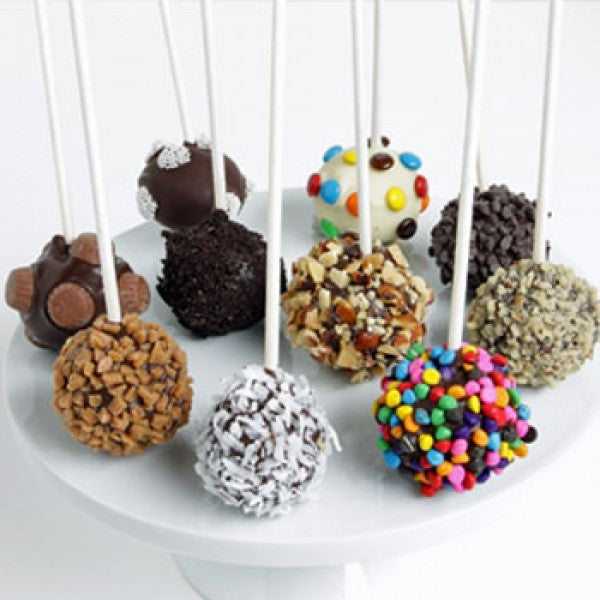 10 Ultimate Cake Pops