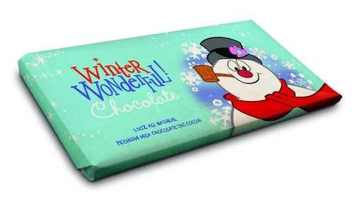 Frosty The Snowman - Chocolate.org