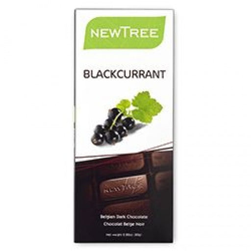 Organic Dark Chocolate With Blackcurrant