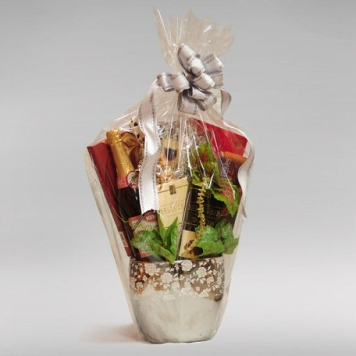 An Edible Arrangement In A Vase