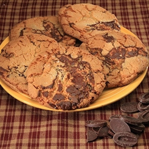 Milk Chocolate Chunk Cookies
