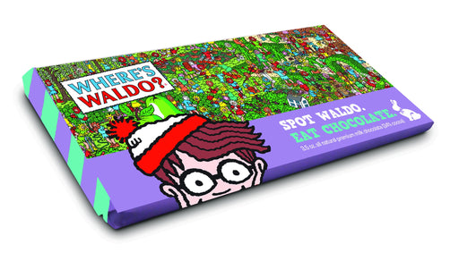 Waldo Easter - Chocolate.org