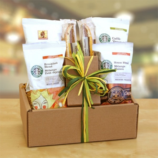 Starbuck's Sampler - Chocolate.org