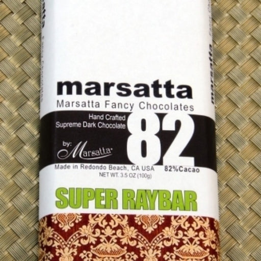 82 Super Ray Bar - Chocolate.org