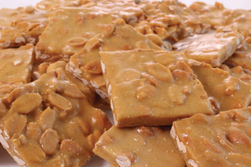 GOURMET PEANUT BRITTLE 1 LB Bag