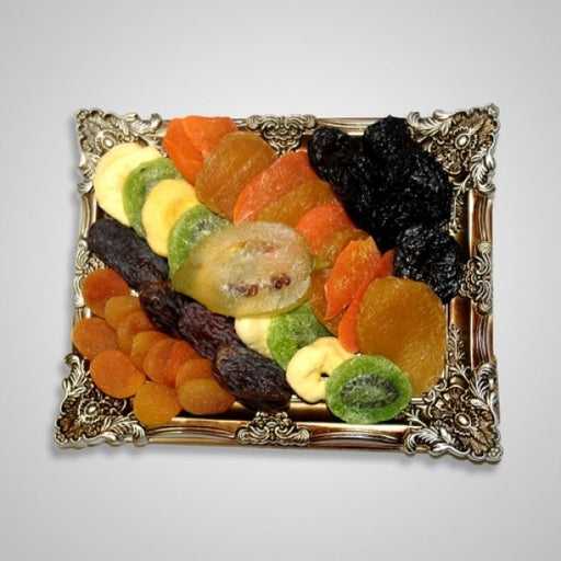 Tu B Shvat Picture Frame With Dried Fruits
