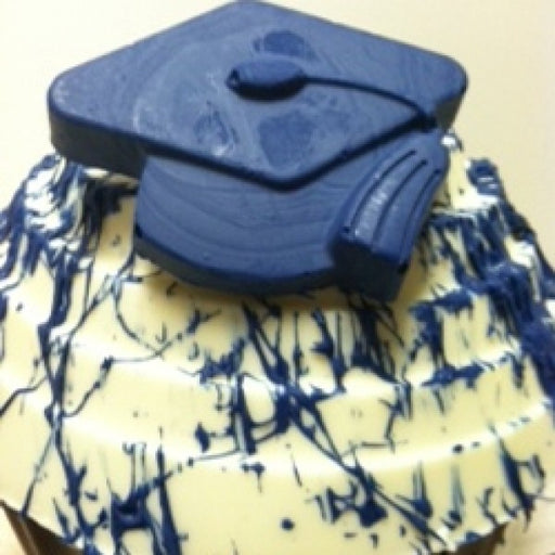 Graduation Crush Cake - Chocolate.org