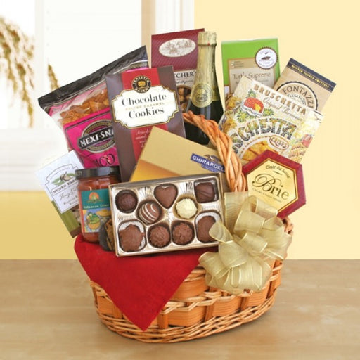Winner's Circle Gift Basket - Chocolate.org
