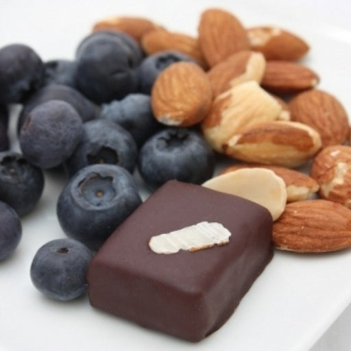 nicobella Truffle 6 Piece Blueberry Almond