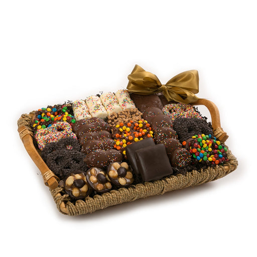 Tray Gift Basket