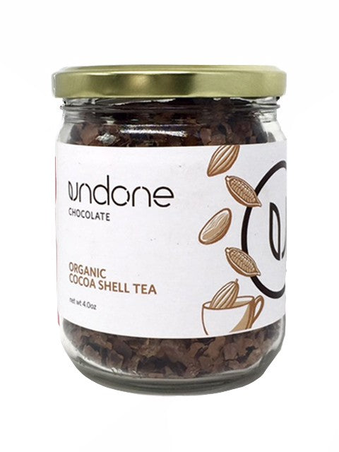 Organic Cocoa Shell Tea - Chocolate.org