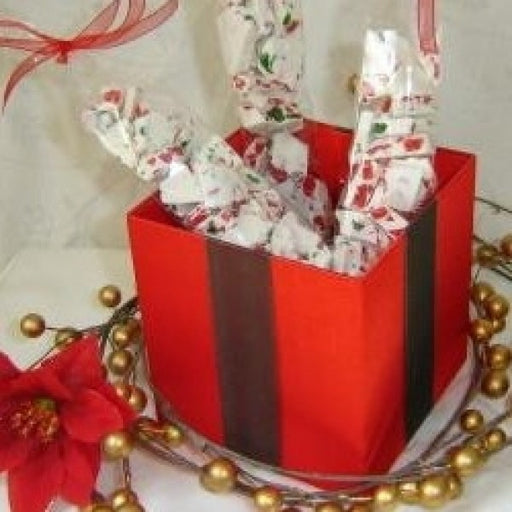 Holiday Peppermint Bark Candy To Go 2 Oz
