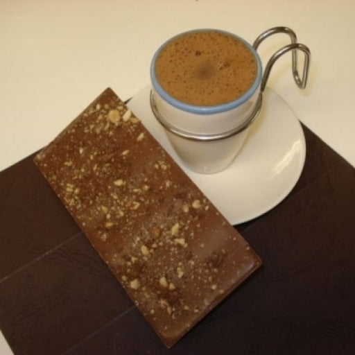 Hot Chocolate Mix And Chai Spiced Milk Chocolate Bar