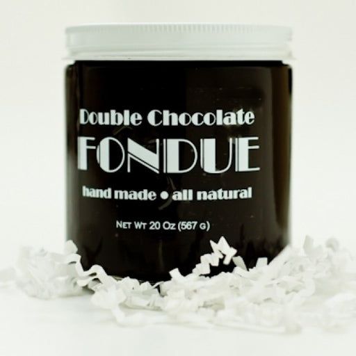 Double Chocolate Fondue - Chocolate.org