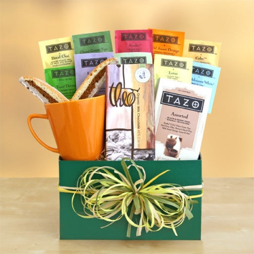 Tazo Tea Temptations - Chocolate.org