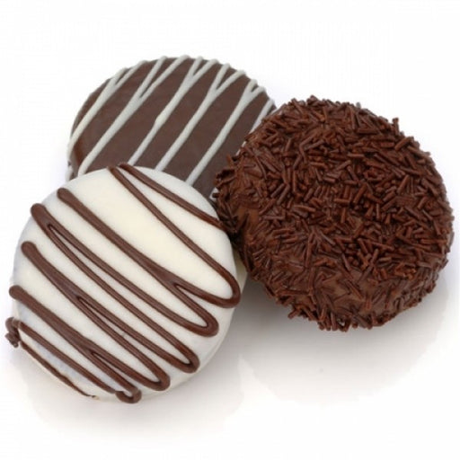 Classic Chocolate Dipped Oreos - Chocolate.org