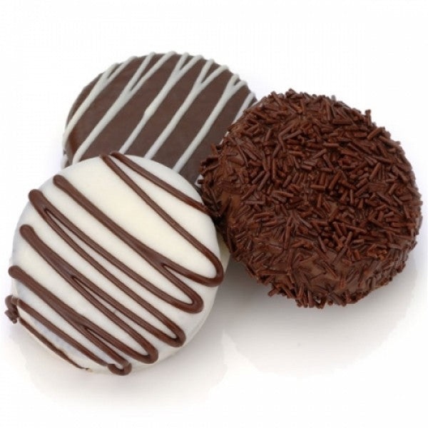 Classic Chocolate Dipped Oreos