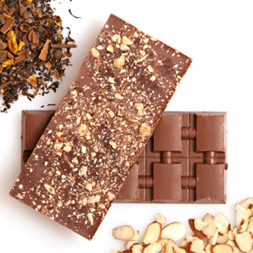 Combo Of Chai And Cherry Milk Chocolate Bars