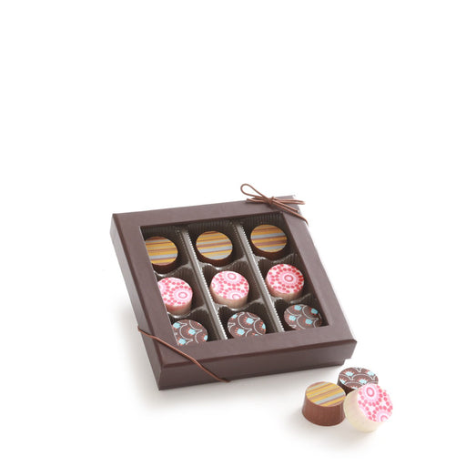 9 Piece Assorted Artisan Truffles