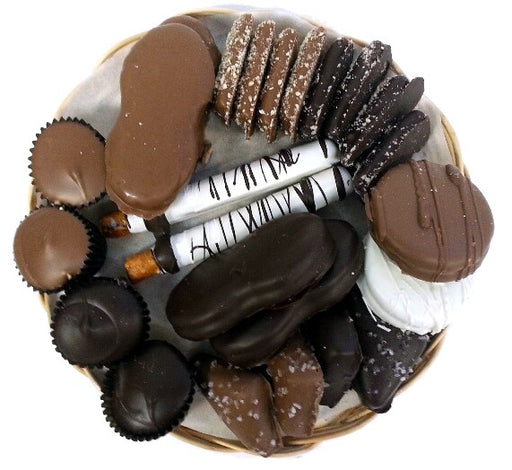 "Small 8"" Treat Tray Sampler Platter"