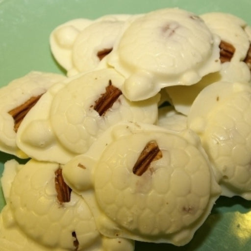 White Chocolate Turtles Gourmet Single Bean 1/4 Pound