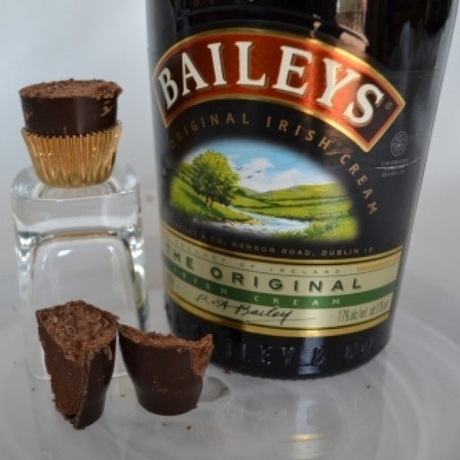 Baileys Irish Cream Shooters 8 Alcohol Filled Chocolates