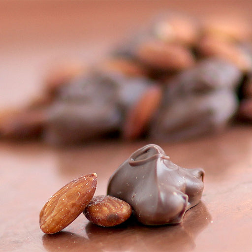 Hand Dipped Almond Clusters