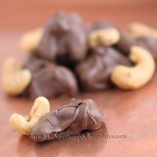 Hand Dipped Cashew Clusters