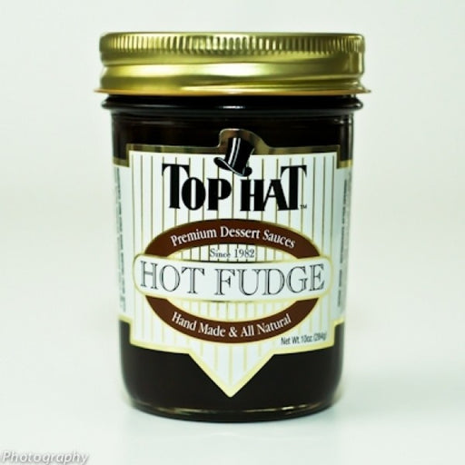 Hot Fudge Sauce 10 Oz