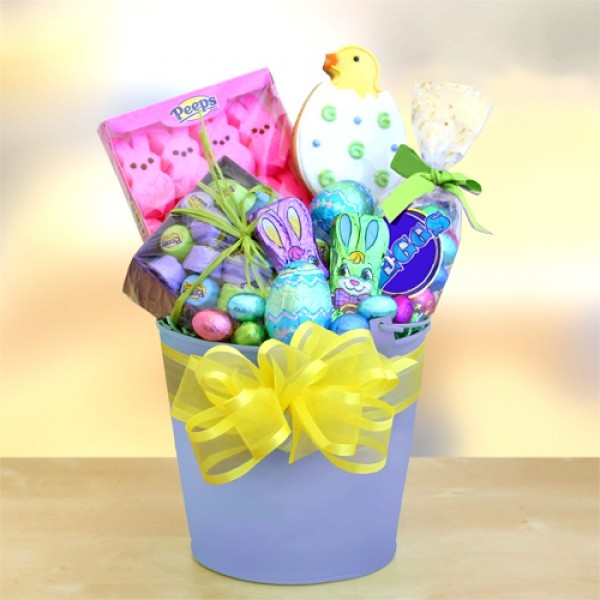 Easter Surprises Bunny Bucket