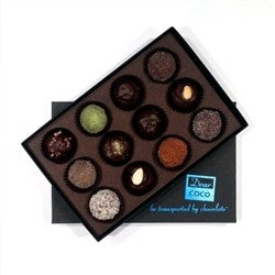 Around The World Truffle Collection - Chocolate.org