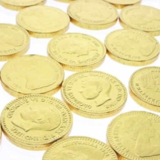 Gold Chocolate Coins 'Pack Of 240'