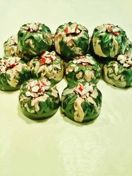 Creme De Menthe - Mint Chocolate Truffles / ALL NATURAL / 15 count