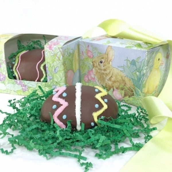 Chocolate Covered Peanut Butter Easter Eggs - Chocolate.org