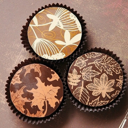 12 Autumn Designer Chocolate Oreos