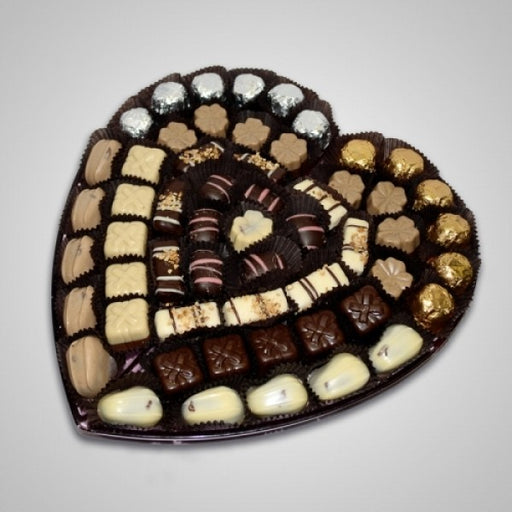 Heart Shape Chocolate Tray