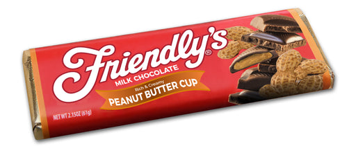 Friendly's Peanut Butter Milk Chocolate - Chocolate.org