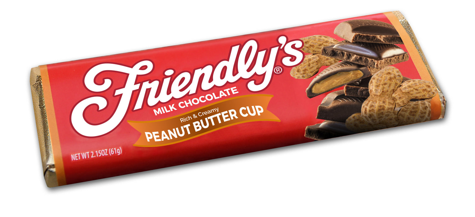 Friendly's Peanut Butter Milk Chocolate