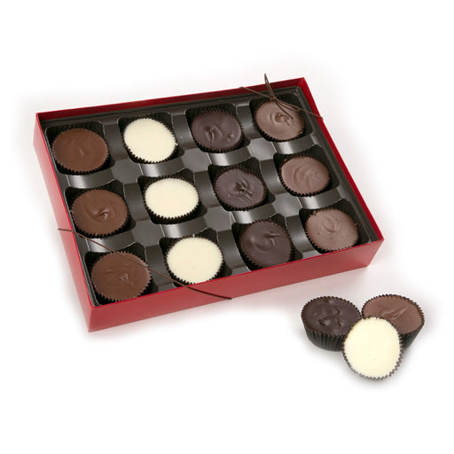 12 Piece Assorted Peanut Butter Cups