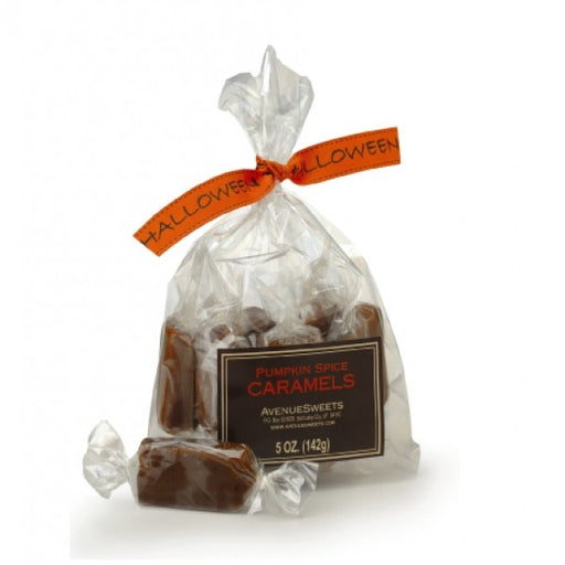 Pumpkin Spice Caramels 8oz - Chocolate.org