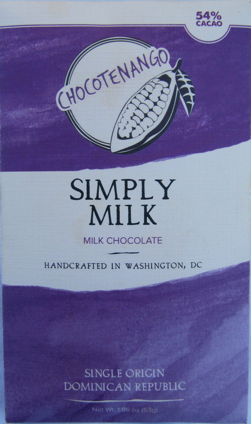 Simply Milk - Chocolate.org